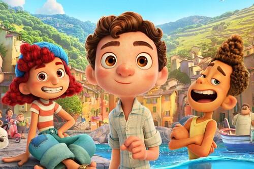 'Luca' no es un Pixar menor: el estudio abandona la grandilocuencia de 'Soul' y traza una maravillosa línea recta hacia el corazón del público