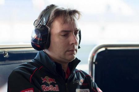 "James Key: ""en Toro Rosso tenemos objetivos claros"""