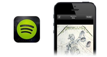 Spotify móvil