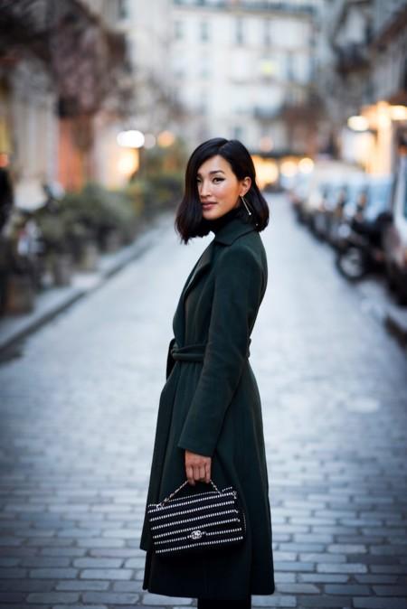 Altuzarra Coat Chanel Bag Nicole Warne 5