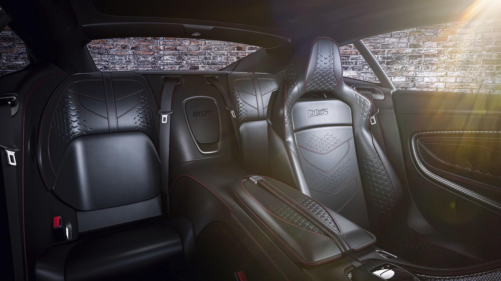 Foto de Aston Martin Vantage y DBS Superleggera 007 Edition (12/39)