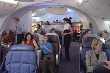 Boeing 787 Dreamliner, un nuevo avión a punto de despegar