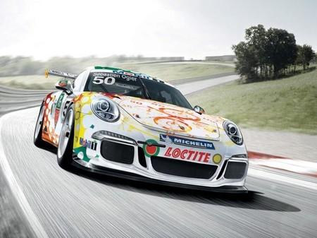 Ogier Porsche Supercup