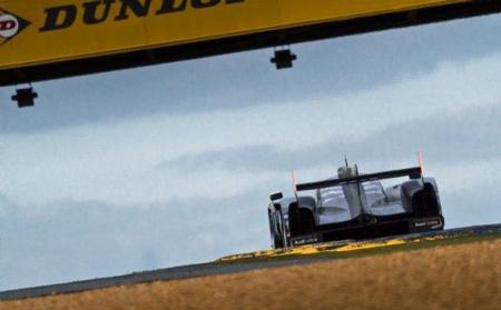 Audi desvela nuevos datos sobre el accidente de Mike Rockenfeller
