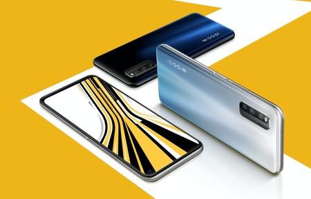 Vivo iQOO Z1: el primer móvil con el procesador más potente de MediaTek es un buque insignia con pantalla de 144 Hz y 5G