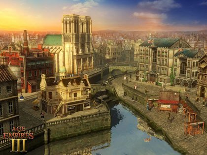 Demo de Age of Empires III