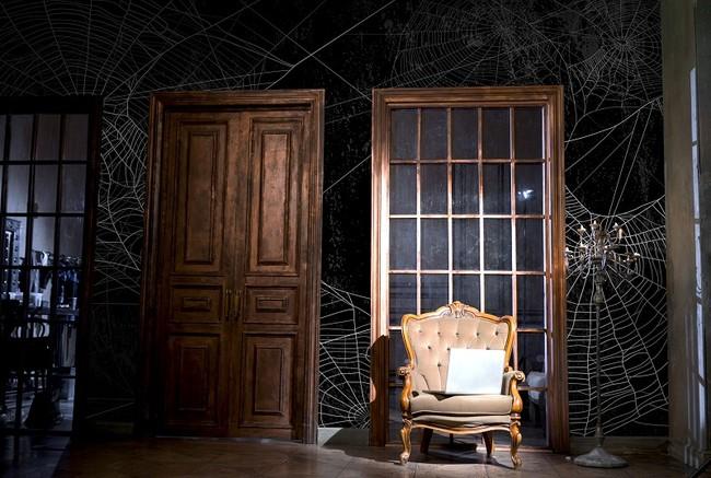 Abandoned House Pixers Halloween
