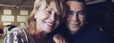 "Jorge Javier Vázquez revela el verdadero estado de salud de Mila Ximénez: ""Está tranquila, lúcida y sosegada"""