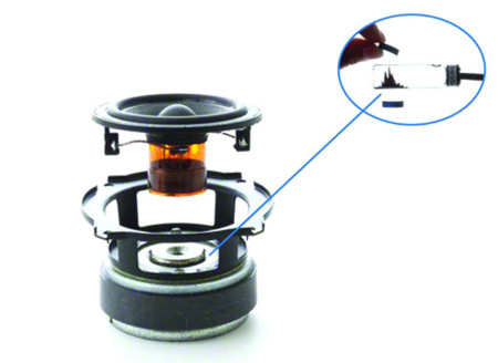 Magnetic Fluid Speakers