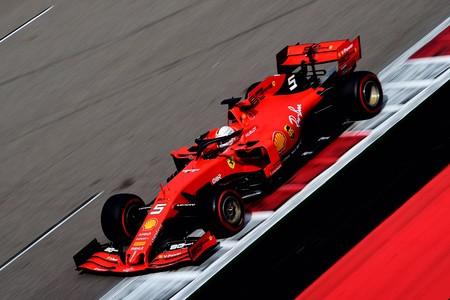 Vettel Rusia F1 2019