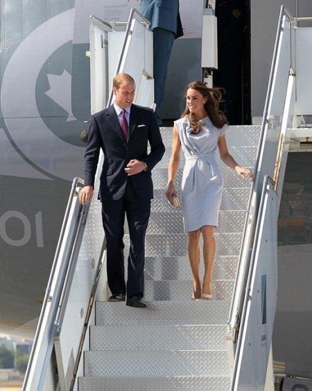 Próxima parada LA: ¡los Duques de Cambridge no paran!