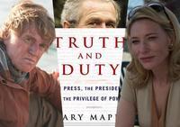 Robert Redford y Cate Blanchett protagonizarán 'Truth'