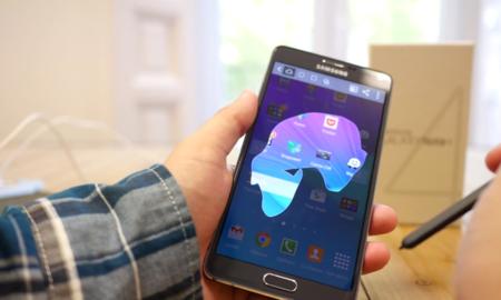 Samsung Galaxy Note 4 análisis pantalla 2