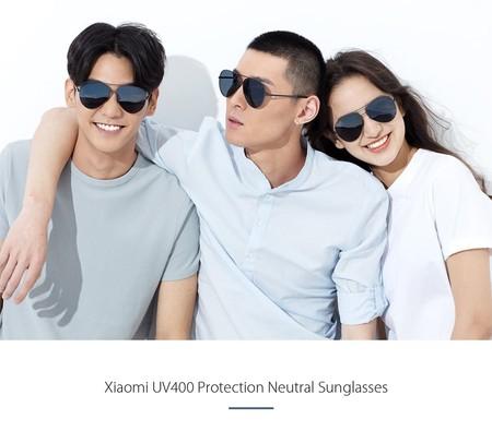 Gafas de sol polarizadas Xiaomi Polarized Pilot Sunglasses por sólo 12,87 euros con este cupón