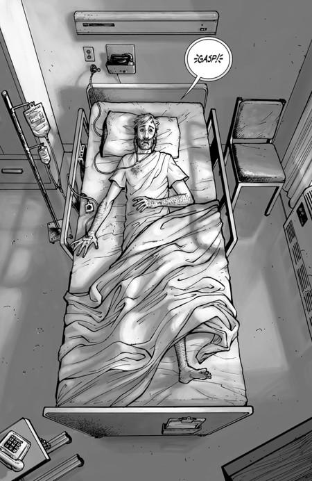 El camino del héroe empieza en un hospital