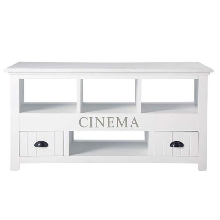 Mueble De Tv Blanco An 120 Cm 1000 5 10 110505 1