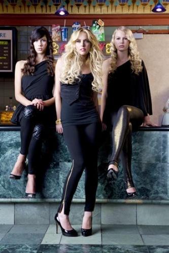 Lindsay Lohan y su marca de leggins 6126 sigue creciendo