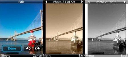 Facebook for Every Phone añade desde hoy dos filtros básicos para la edición de fotos