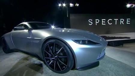 El Aston Martin DB10, nuevo vehículo para 007