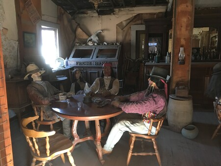 Silver City Ghost Town 6005