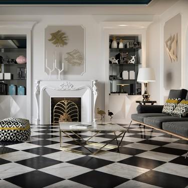 El estudio PF1 Interiorismo lanza una colección de cojines para Sebastian Suite