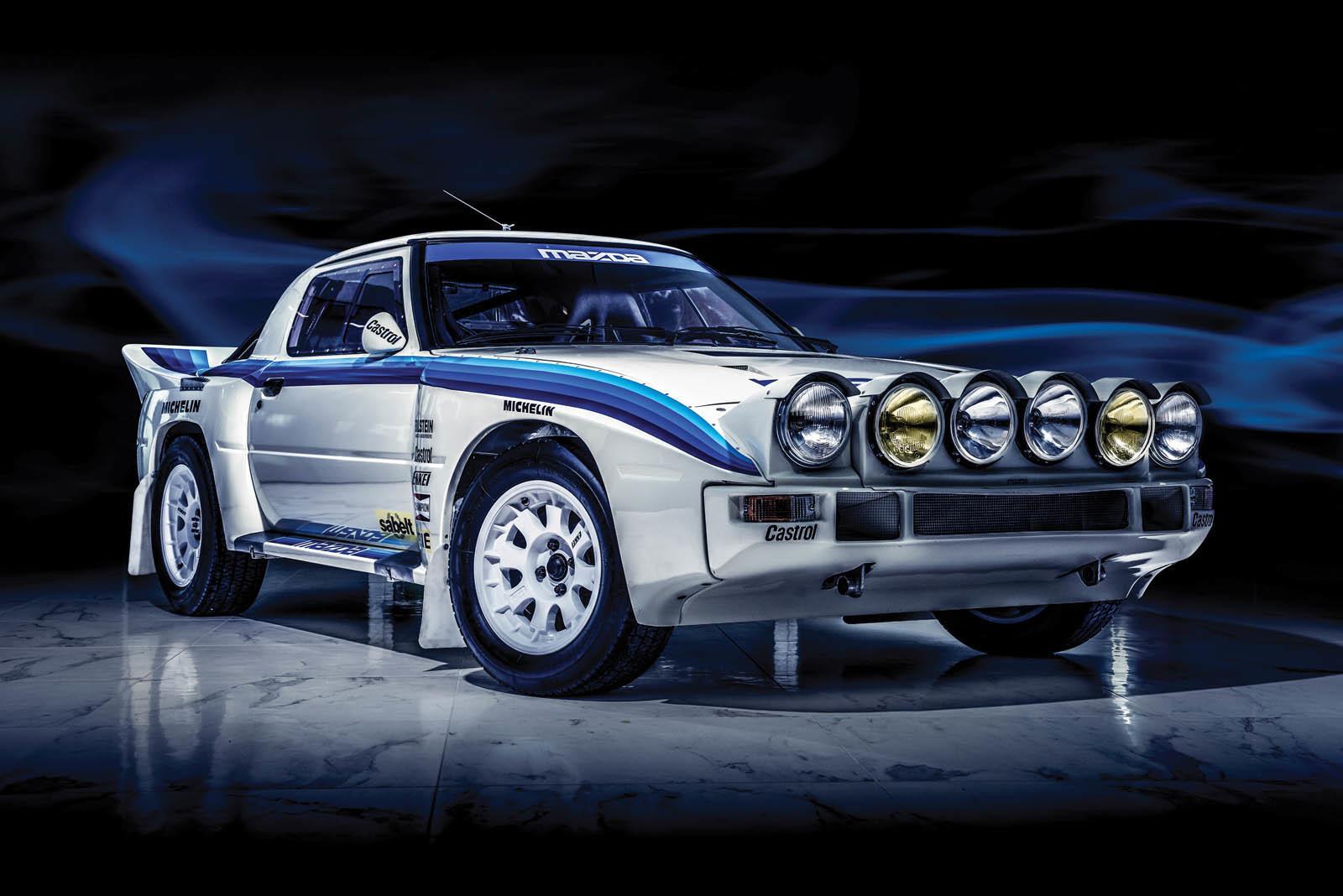 Foto de Mazda RX-7 Evolution Grubo B (1/18)