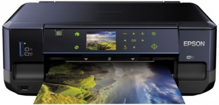 La nueva generación de impresoras de Epson viene con WiFi Direct