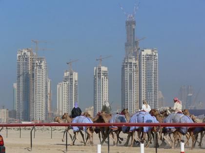 El burj dubai ya es la torre m s alta del mundo for Edificio movil en dubai