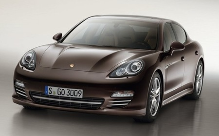 Porsche Panamera Platinum Edition, serie limitada disponible en noviembre