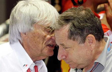 Bernie Ecclestone sigue con la idea de los coches-cliente