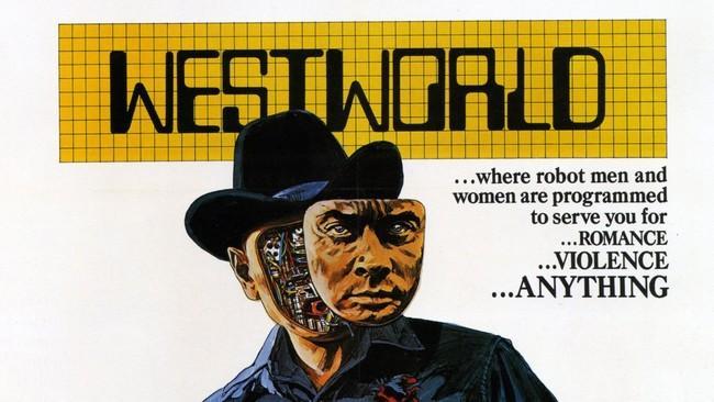 Westworld Original Poster