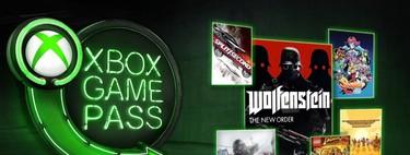Wolfenstein: The New Order, Split/Second y otros cuatro juegos más se unirán a Xbox Game Pass en octubre
