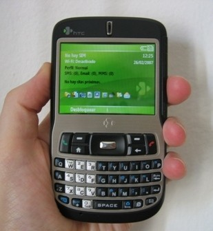 Revisión HTC S620