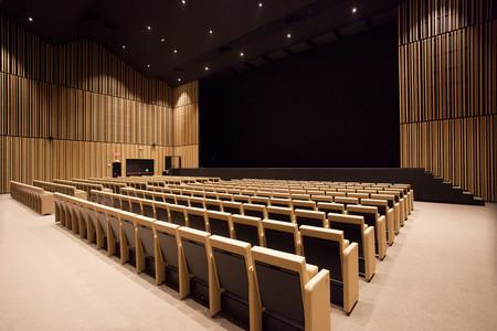 Auditorio Maria De Maeztu Palacio De Congresos Europa