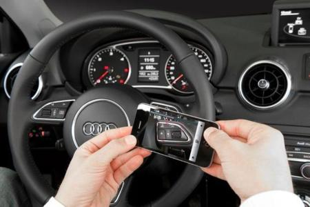 Conoce las funcionalidades de tu Audi A1 / A3 mediante realidad aumentada en tu móvil