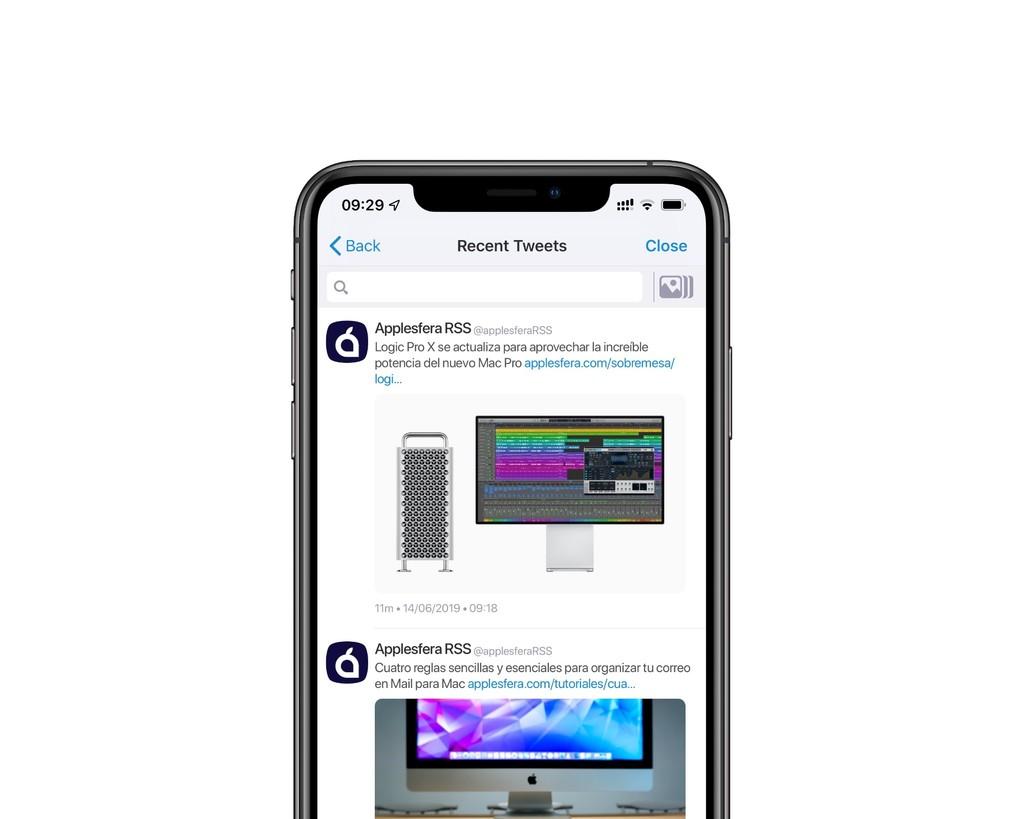 Twitterrific 6 ya está disponible: autoreproducción de vídeos, integración con GIPHY y más