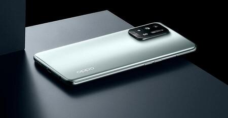 OPPO F19 Pro+, la conectividad 5G en la gama media no está reñida con el gran diseño