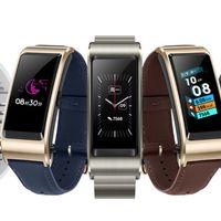 Huawei TalkBand B5: así es la nueva smartband con pantalla AMOLED y monitorización del ritmo cardíaco