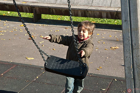 ¿Por qué a los niños les gusta columpiarse?