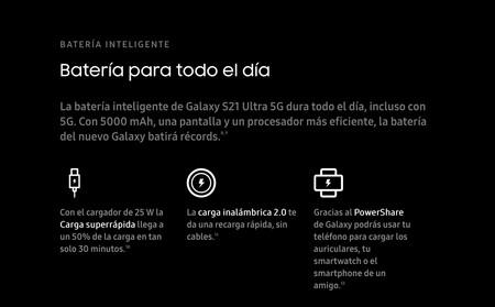 Galaxy S21 Ultra 5g Batt