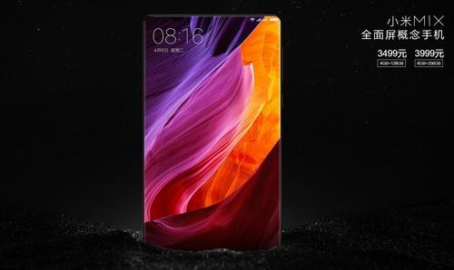 Mi Mix y la revolución de Xiaomi, ¿es este el futuro del mercado de smartphones?