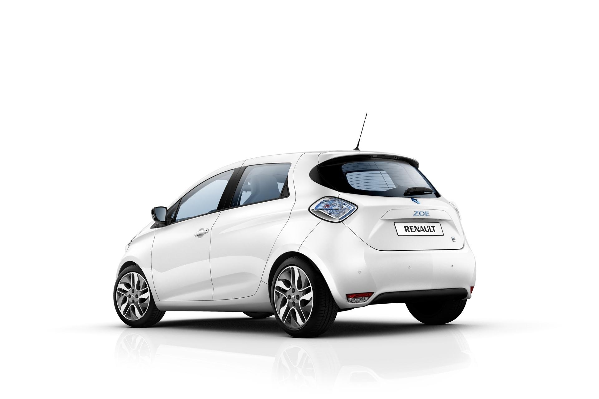 Foto de Renault ZOE (145/151)