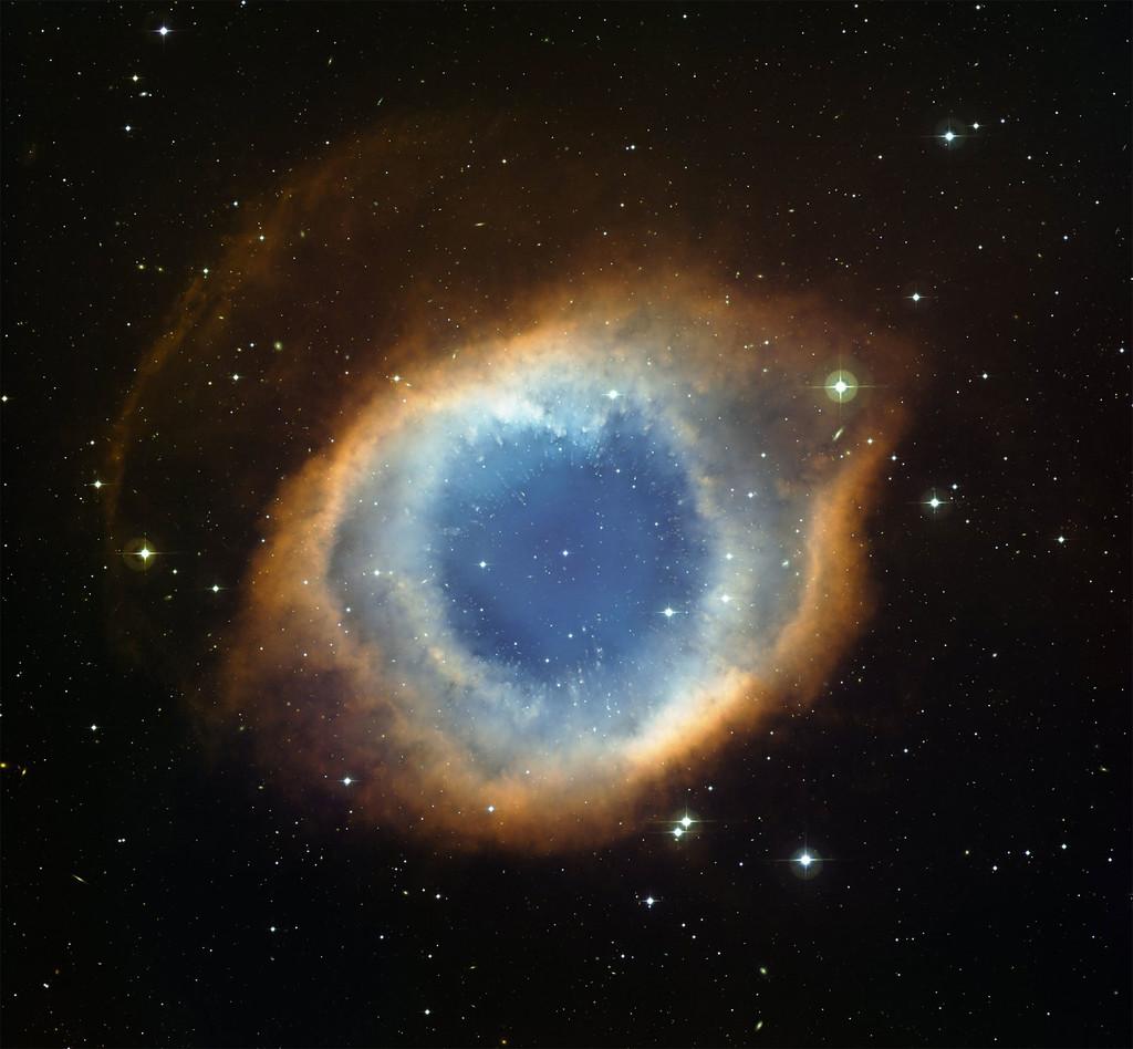 Helix Nebula 2009