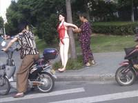 Cómo reducir la velocidad de paso en China