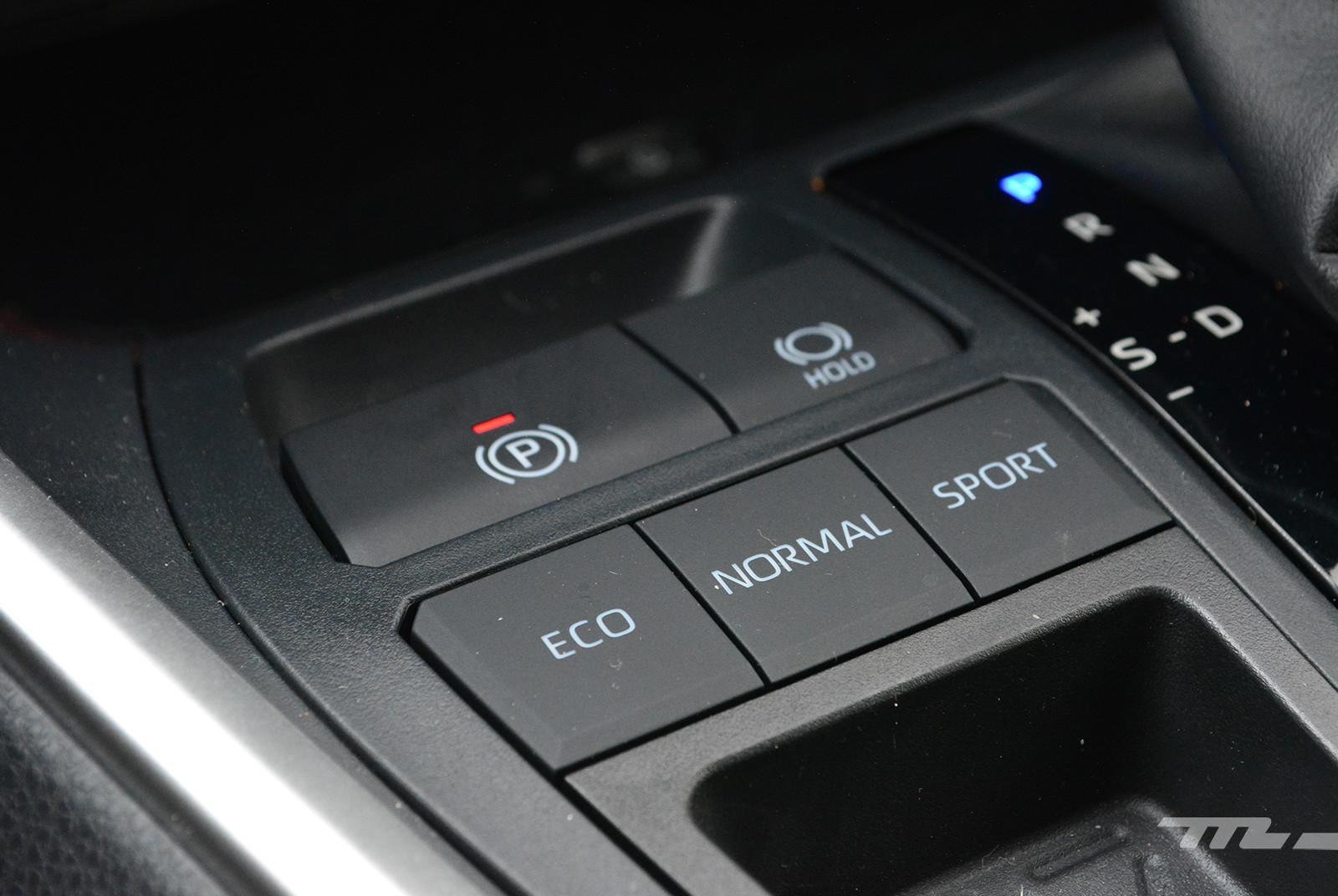Foto de Toyota RAV4 Hybrid (prueba) (12/21)
