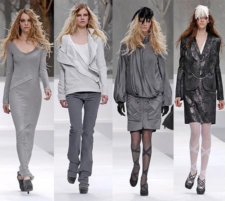 Nina Ricci en la Semana de París Otoño-Invierno 2007/2008