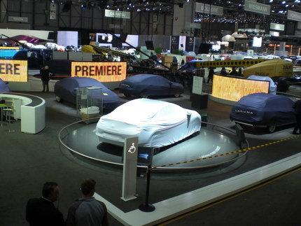 Salón de Ginebra 2008