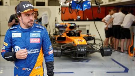 Fernando Alonso Mclaren F1 2019