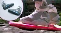 Este año tendremos las zapatillas de 'Regreso al Futuro', la imagen de la semana