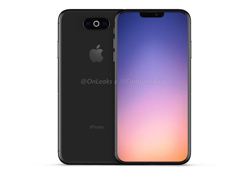 Apple introducirá una triple cámara en el iPhone de 2019, según Bloomberg
